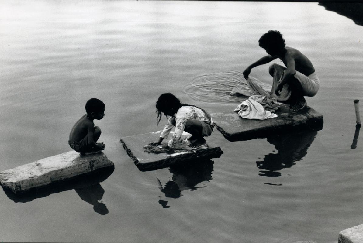 india-benares-wasgoed
