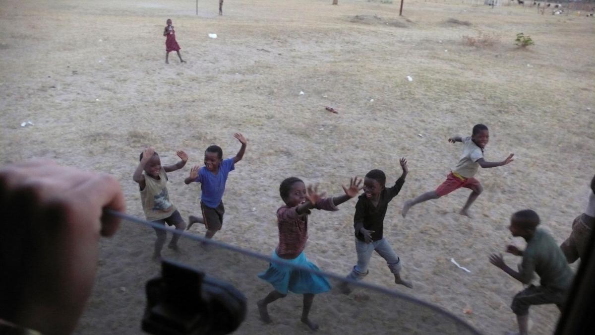 Afrika  juli/aug 2007