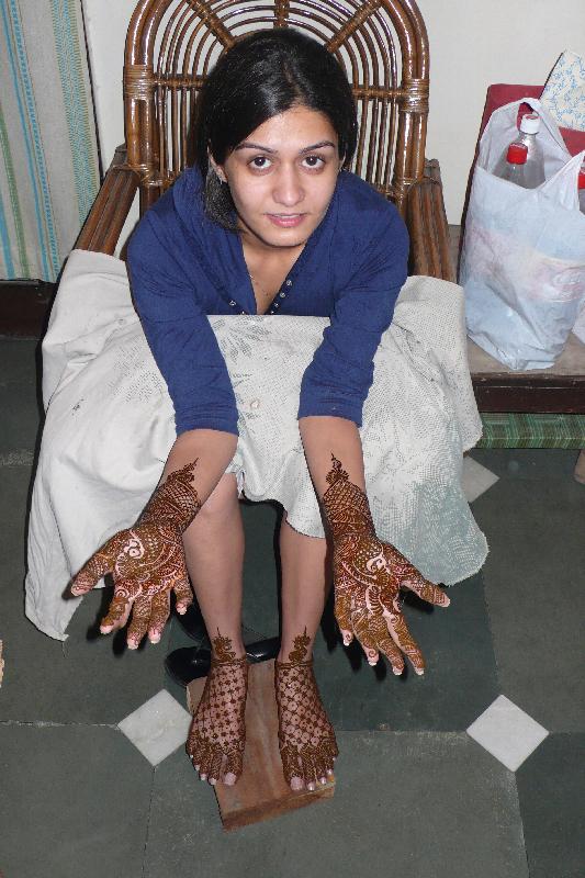 India, New Delhi 9 nov 2008Foto: Marijke Bresser/ Hollandse Hoogte
